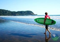 rica paradis, jaco costa, at the beach, costa rica, jaco beach