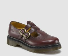 Dr. Martens 8065 MARY JANE Shoes. Buckle-up.
