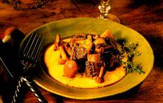 Braised Beef Short Ribs with Mushrooms Beef Short Ribs, Beef Ribs, Kitchen Recipes, Cooking Recipes, Louisiana Kitchen, New Orleans Recipes, Louisiana Recipes, Venison Recipes, Braised Beef