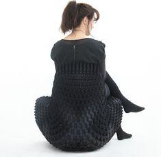 Joris Laarman Lab 3D silla gradiente impresa. ( Does this chair make my butt look big? )