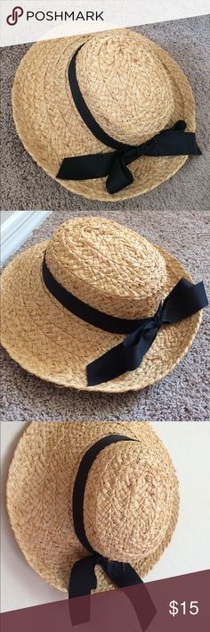 Scala Women's Straw Hat Very good condition Scala Accessories Hats