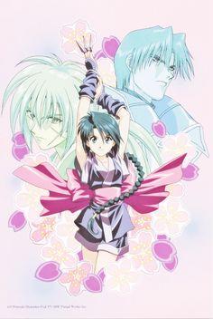 Tags: Himura Kenshin, Shinomori Aoshi, Makimachi Misao
