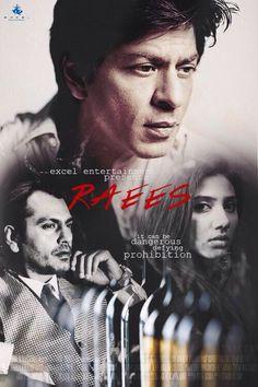 Shah Rukh Khan New Film 15th July 2015 #Raees