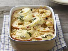 Probieren Sie das leckere Apfel-Sauerkraut-Gratin von EAT SMARTER!