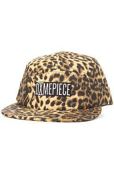 Dimepiece Hat Leopard: Karmaloop
