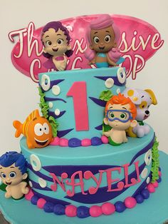I had become for that reason excited when my kiddo desired to tend to have a rising cost of living party as a result of his bday, look at several inspirations. Mickey First Birthday, Bubble Birthday Parties, Girl Birthday, Frozen Birthday, Birthday Cakes, Birthday Ideas, Bubble Guppies Cake, Bubble Guppies Birthday, Guppy
