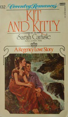 Allan Kass Book Covers Gothic Books, True Romance, Carlisle, Love Story, Fiction, Kitty, Author, Romantic, Illustration