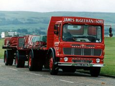Leyland beaver (UK) Vintage Trucks, Old Trucks, Classic Trucks, Classic Cars, Old Lorries, Heavy Machinery, Commercial Vehicle, Marshall Major, Bing Images