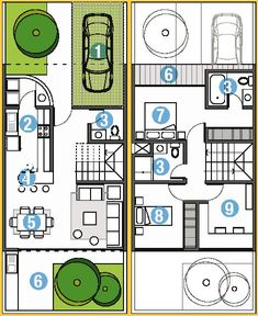 1000 images about plans floorplans drawing house plano for 90m2 apartment plans