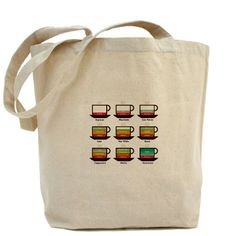 Coffee tote bag...love it!