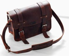Leather Book Bag Or Messenger For Men Ann Women Ooak Ready To Ship The Holidays