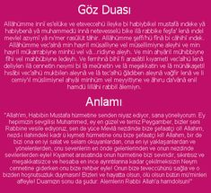 Denenmiş Etkili Dilek Duaları Türkçe Okunuşları İle Birlikte | Güncel bilgiler sitesi