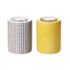 Trendy Tea Lights - Set of 2 | dotandbo.com