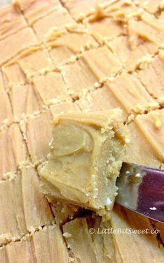 Granny's Peanut Butter Fudge
