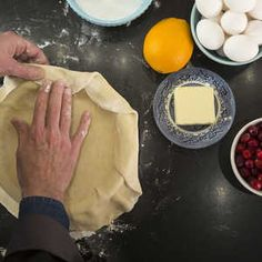 Don't Make These Pie Dough Mistakes — MyRecipes Baking Basics, Baking Tips, Baking Recipes, Pie Crust Recipes, Pastry Recipes, Pie Crusts, How To Cook Squash, How To Make Biscuits, Making Biscuits