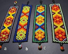 Seed Bead Bracelets, Seed Beads, Jewelry Accessories, Jewelry Design, Beading, Beaded Necklace, Jewellery, Earrings, Gifts