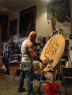 Nude, Paul Abbott workshop - Portrait Artist Forum