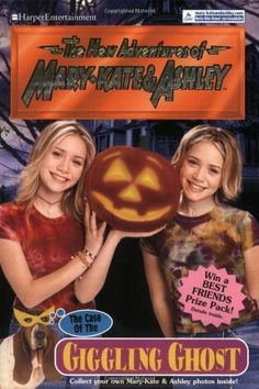 New Adventures of Mary-Kate & Ashley #31: The Case of the Giggling Ghost: (The Case of the Giggling Ghost) by Mary-Kate & Ashley Olsen