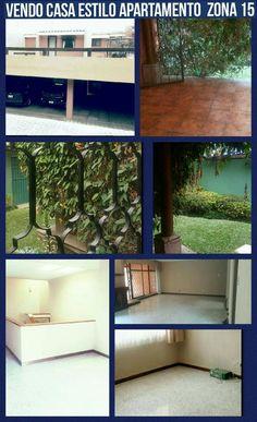 Vendo Casa estilo apartamento Zona 15 3 dormitorios 2 5 bańos 2 parqueos, pergola. Venta $210,000 Visitas llamar 53002536 50404595 Facebook Bienes Inmuebles Gt #vendocasa #zona15 #vistahermosa