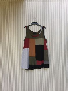 A personal favorite from my Etsy shop https://www.etsy.com/listing/536901713/upcycled-patchwork-t-shirt-dress