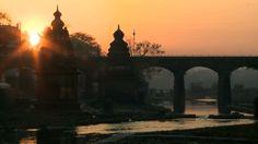 The town being 350 years old Green Initiatives, Pune, Brooklyn Bridge, Mumbai, Serenity, Taj Mahal, Environment, Asia, River