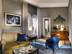 Grand Hotel et de Milan, Hotel 5 stelle Lusso a Milano in Lombardia