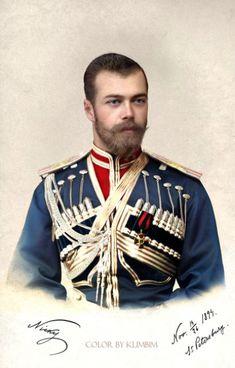 Tsar Nicholas II of Russia, 1894 by klimbims on DeviantArt Zar Nikolaus Ii, Tsar Nicolas, Queen Victoria Family, Familia Romanov, House Of Romanov, Russian Revolution, Oldenburg, Imperial Russia, Emperor