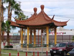 Mexico: Mexicali, Baja California - Visited La Chinesca,(Chinatown) while traveling though Baja California.