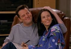 i love monica and chandler. I don't want to have a guy that most other girls want... i want a guy like Chandler .He cares so much for Monica and just the way he treats her is so heart melting!! I also love the fact that they are themselves around each other he jokes around with her just like he did when they were just friends , they were absolutely perfect from he start!!!!