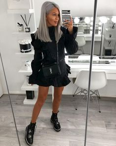 82 Winter Clubbing Outfits You Should Try This Year Clubbing Outfits, Night Out Outfit, Going Out Outfits, Winter Night, Club Outfits, Winter Outfits, What To Wear, Clothes For Women, Fitness