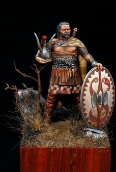 Another very cool Celtic warrior