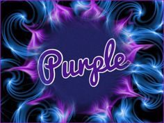 Purple Passion~