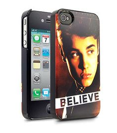 Justin Bieber iPhone Case    I wish I had an iPhone just to get this case. Lol :p