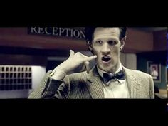 Geronimo | Doctor Who - by KatrinDepp. My favorite fanvid for the 11th Doctor.  Warning: the song is ridiculously catchy.