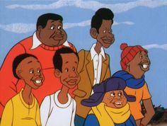 HEY HEY HEY  It's Fat Albert! Na na na gonna have a good time!