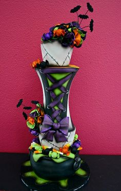 SPOOKY HALLOWEEN COUTURE | Flickr - Photo Sharing!