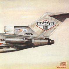 Beastie Boys 'Licensed To Ill' Vinyl LP original US 1986 album hip hop Def Jam in Music, Records, Albums/ LPs, Rock, Classic Greatest Album Covers, Iconic Album Covers, Classic Album Covers, Cool Album Covers, Rap Albums, Hip Hop Albums, Best Albums, Greatest Albums, Music Albums