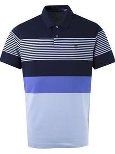 Camisa polo listrada Marcas De Roupas Masculinas 86b273ccd7634