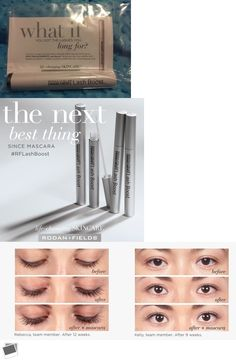 Lash Growth and Conditioner: New***Rodan And Fields Lash Boost Fuller Longer Darker Looking Lashes -> BUY IT NOW ONLY: $145.0 on eBay!