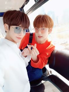 Couple sunglasses with Soobinie Hyung ❣️ We are going while making really good memories Thank you Chicago~~ Jooheon, Foto Bts, K Pop, The Dream, Cosplay Anime, Fandom, The Dark World, Young Ones, Names