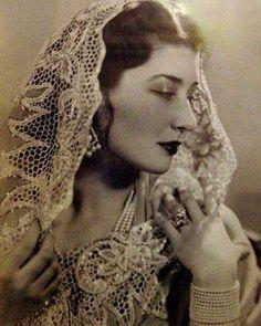 Son halife Abdulmecid Efendi'nin yeğeni Nilüfer Sultan... #osmanlı #abdulmecid #nilüfersultan #tarih