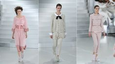 "Karl Lagerfeld's ""Cambon Club"" show spring-summer 2014"