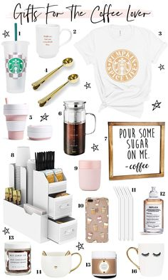 Creative Birthday Gifts, Best Birthday Gifts, Creative Gifts, Christmas Gift Guide, Holiday Gifts, Coffee Snobs, Coffee Drinks, Diy Gift Baskets, College Gifts
