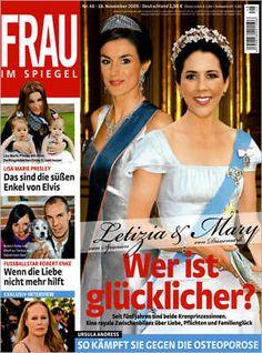 Frau im spiegel tb silvia u c gustav dallas for Spiegel jahresabo