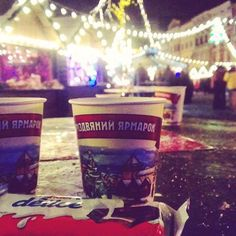 #christmasmood#hotwine#winter#Lviv#Ukraine#christmasfest