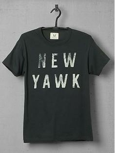 Tailgate Clothing Co. New Yawk Tee Shirt | Piperlime