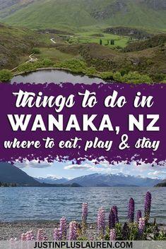 The Best Things to Do in Wanaka New Zealand: Where to Play, Eat, and Sleep in Wanaka NewZealand Wanaka Travel Itinerary ThingsToDo TravelPlans 18577417200595895 Brisbane, Melbourne, Sydney, New Zealand Itinerary, New Zealand Travel Guide, Visit Australia, Australia Travel, Lonely Planet, Wanaka New Zealand