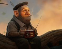 Character Design & Illustrations by Max Kostenko | Inspiration Grid | Design Inspiration