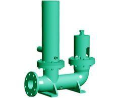 Derkor Hydraulic ram pump