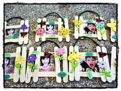 This Spring Garden Picture Frame doesnt require a ton of instruction and kids can explore their creativity while making their own design. If youre looking for preschool crafts for Spring, these are a great idea, plus they make great Mothers Day gifts too!